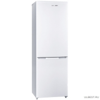 Холодильник с морозильной камерой Shivaki BMR-1701W