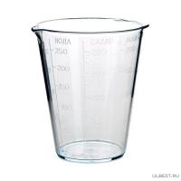 """Мерный стакан, 250мл ИК 101 """"Беросси"""""""