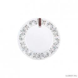 Тарелка плоская 19см, сканди LHP75-170604