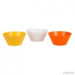 Чаша 0,5л (жёлтый) (уп.56) М6470