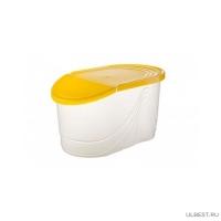 """Емкость для сыпучих продуктов Wave 1 л ИК 344 """"Беросси"""""""
