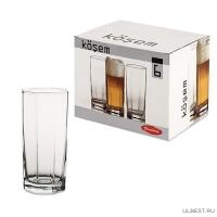 Набор стаканов KOSEM 6 шт. 264 мл (коктейль) арт.42078B