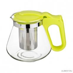 Чайник заварочный с фильтром из нжс 700 мл. 885-063