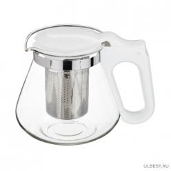 Чайник заварочный с фильтром из нжс 700 мл. 885-061