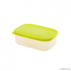 Емкость для продуктов Bio прямоугольная 0,2 л ПЦ2360