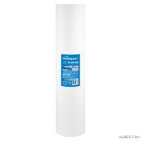 Полипропиленовый Картридж АКВАБРАЙТ(50см) для механич очистки воды 20 мкр Ресурс 8000л. ПП-20М-20ББ