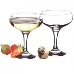 Набор фужеров BISTRO 6 шт. 270 мл (шампанское) арт.44136B