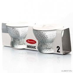 Ваза для мороженого MOSAIC 2 шт. 370 мл 42337B