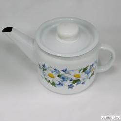 Чайник 1л С-2707П2/4Рч РОМАШКОВОЕ ПОЛЕ