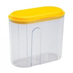 Емкость для сыпучих продуктов 1,0 л арт.4312503 Бытпласт