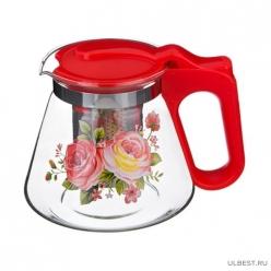 Чайник заварочный с жестким фильтром из нжс 700 мл. 885-050