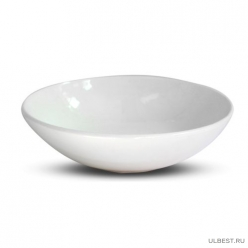Тарелка суповая Соната 330см3, гр. Б (КубаньФарфор)