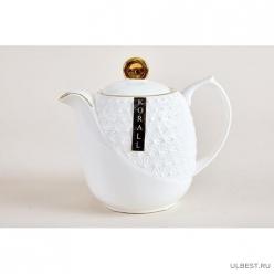 Чайник заварочный 0.6л ф.круг СS406515-A снежная королева /з