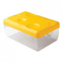 Контейнер для сыра (желтый) арт.4312447 Бытпласт