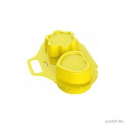"""Контейнер для приготовления яиц в СВЧ Express ИК 349 """"Беросси"""""""