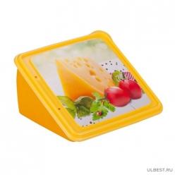 "Контейнер для сыра ""Лакомка"" (уп.28) М6672"