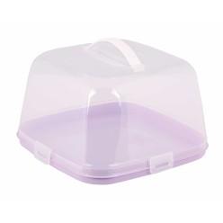 Тортница фиолетовый М7804