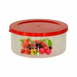 Емкость для СВЧ Смак-ягоды 1л М2014