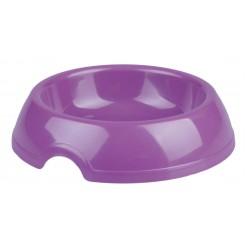 Миска для кошек Феликс 0,2л фиолетовый М6973