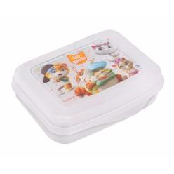 Контейнер для бутербродов 44 котёнка М7661