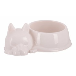 Миска для кошек Мур-мяу 0,5л св.бежевый М7855