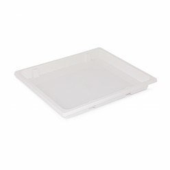 Поднос для заморозки пельменей 360х310х35мм белый М8137