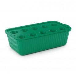 Лоток для выращивания зеленого лука зеленый М6715