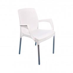 Кресло Прованс белый М6325