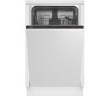 Встраиваемые посудомоечная машина Beko