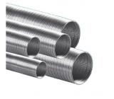 Воздуховоды из нержавеющей стали для газовых котлов и колонок