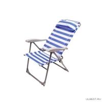 Кресло -шезлонг складное 2 К2 НИКА