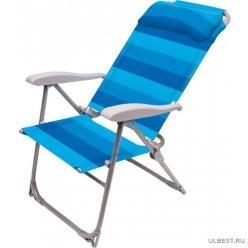 Кресло -шезлонг складное Nika 2К2