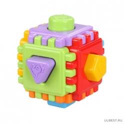 Логический куб Геометрик(уп.16) М6372