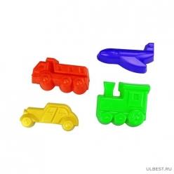 Формочки детские для песка Путешествие М2190