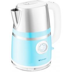 Электрический чайник Kitfort KT-670-4 Light blue