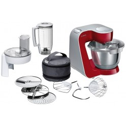 Кухонный комбайн Bosch MUM 58720 Red