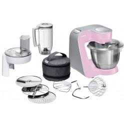 Кухонный комбайн Bosch MUM58K20 Pink