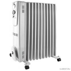 Масляный радиатор Vitek VT-2128 W
