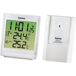 Метеостанция Hama EWS-870 H-113984 White