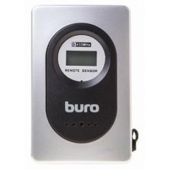 Термометр BURO H999E/G/T Silver black
