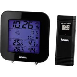 Метеостанция Hama EWS-200 Black