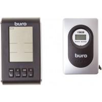 Метеостанция BURO H103G Silver black