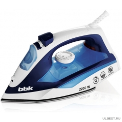 Утюг BBK ISE-2201 Dark blue