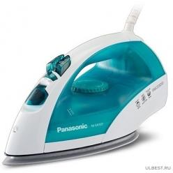 Утюг Panasonic NI-E410TMTW White blue