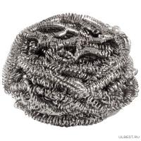 Мочалка для посуды металлическая, спираль, 1 шт. арт.310568