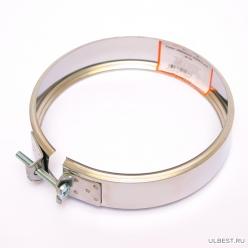 Хомут обжимной Ferrum (430/0,5 мм) 197-200