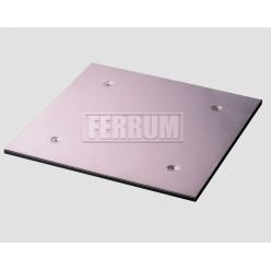 Экран защитный Ferrum (430/0,5 мм) 500*500 с отв. 100