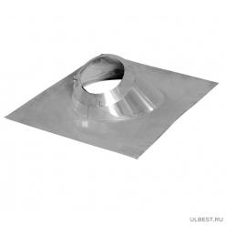 Крышная разделка угловая Ferrum (оц.) 200
