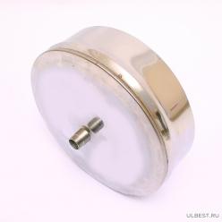 Конденсатоотвод для сэндвича Ferrum (430/0,5 мм) 197 внутр.
