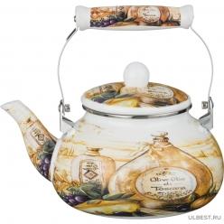Чайник Agness эмалированный 2,5л 934-349